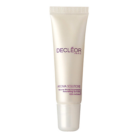 Buy Decléor Nourishing Lip Balm Online at johnlewis.com