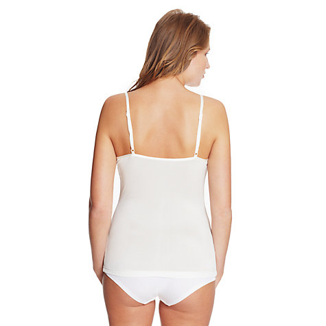 Buy John Lewis Plain Silk Thermal Camisole Online at johnlewis.com