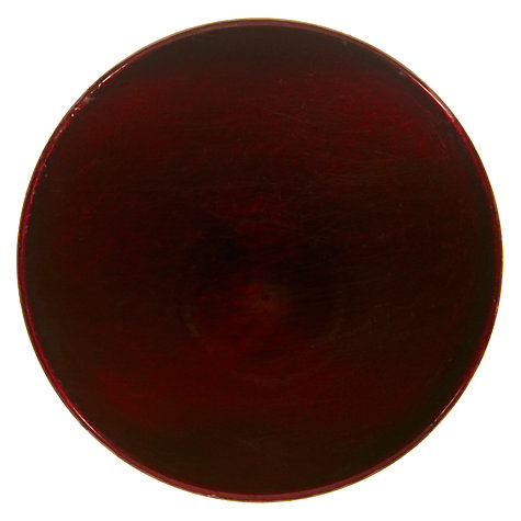 Buy John Lewis Lacquer Round Coasters, Set of 6 Online at johnlewis.com