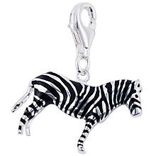 Buy Jou Jou Zebra Charm Online at johnlewis.com