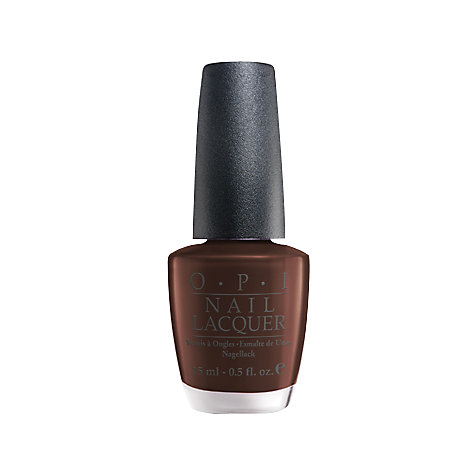 Buy OPI Nails - Nail Lacquer - Browns Online at johnlewis.com