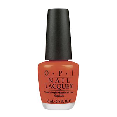 shop for OPI Nails - Nail Lacquer - Oranges at Shopo