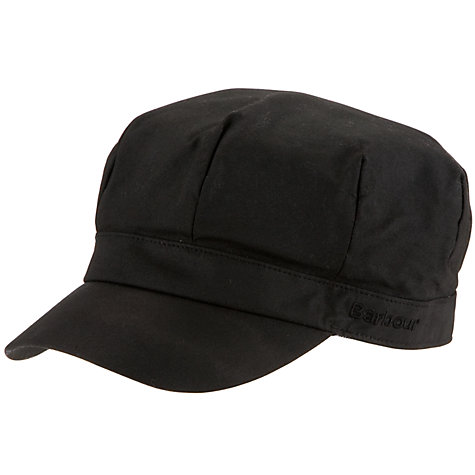 Buy Barbour Wax Baker Boy Hat Online at johnlewis.com