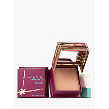 Buy Benefit Hoola Bronzing Powder Online at johnlewis.com