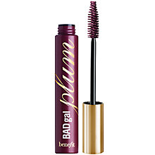 Buy Benefit BADgal Plum Mascara Online at johnlewis.com