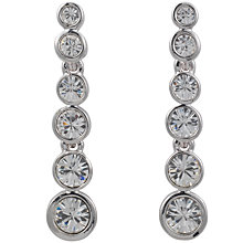 Buy Cachet London Dazzle Graduated Earrings Online at johnlewis.com