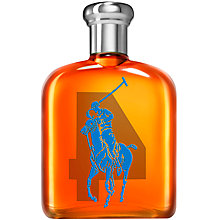 Buy Ralph Lauren Big Pony RL Orange No. 4 Eau de Toilette, 75ml Online at johnlewis.com