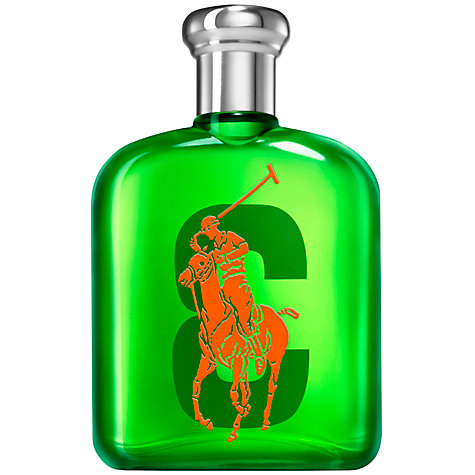 Buy Ralph Lauren Big Pony RL Green No. 3 Eau de Toilette, 75ml Online at johnlewis.com