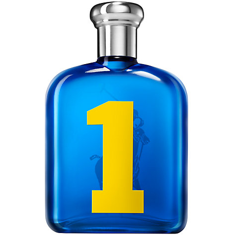 Buy Ralph Lauren Big Pony RL Blue No. 1 Eau de Toilette Online at johnlewis.com