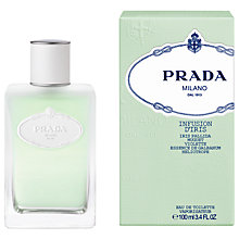 Buy Prada Infusion D'Iris Eau de Toilette Online at johnlewis.com