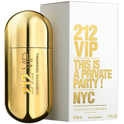 Buy Carolina Herrera 212 VIP Eau de Parfum Online at johnlewis.com