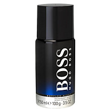 Buy Boss Bottled Night Deodorant Spray, 150ml Online at johnlewis.com