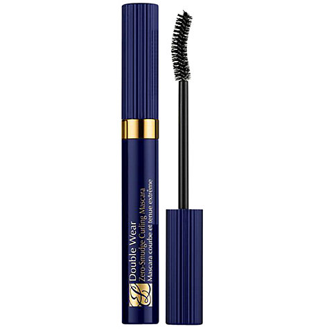 Buy Estée Lauder Double Wear Zero-Smudge Curling Mascara, Black Online at johnlewis.com