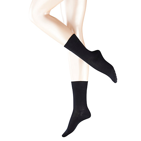Buy Falke London Sensitive Ankle High Socks Online at johnlewis.com