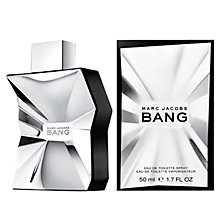 Buy Marc Jacobs Bang Eau de Toilette Online at johnlewis.com