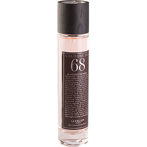 Buy Guerlain Cologne du 68 Limited Edition, 100ml Online at johnlewis.com