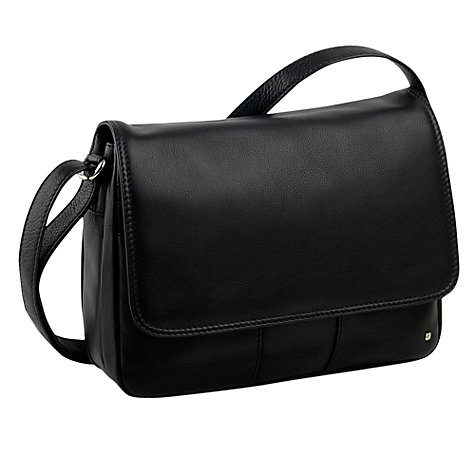 Buy Tula Origin Nappa Large Flapover Across Body Handbag Online at johnlewis.com
