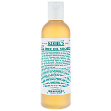 Buy Kiehl's Tea Tree Oil Shampoo, 250ml Online at johnlewis.com