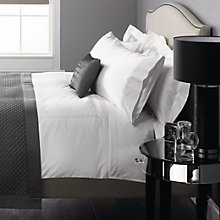 Buy John Lewis Pleat Border Bedding Online at johnlewis.com