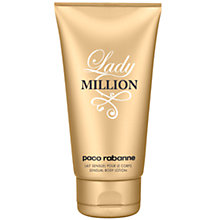 Buy Paco Rabanne Lady Million Body Lotion, 150ml Online at johnlewis.com