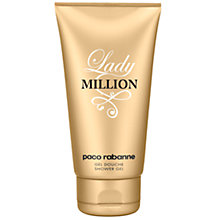 Buy Paco Rabanne Lady Million Shower Gel, 150ml Online at johnlewis.com