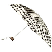 Buy Orla Kiely Stem Print Folding Umbrella Online at johnlewis.com