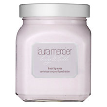 Buy Laura Mercier Fresh Fig Scrub, 300g Online at johnlewis.com