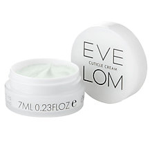 Buy Eve Lom Cuticle Cream, 7ml Online at johnlewis.com