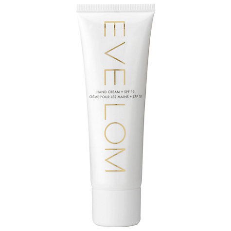 Buy Eve Lom Hand Cream SPF 10, 50ml Online at johnlewis.com