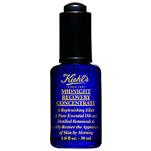 Buy Kiehl's Midnight Recovery Concentrate Online at johnlewis.com