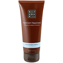 Buy Rituals Hammam Happiness Volume and Shine Conditioner, 300ml Online at johnlewis.com