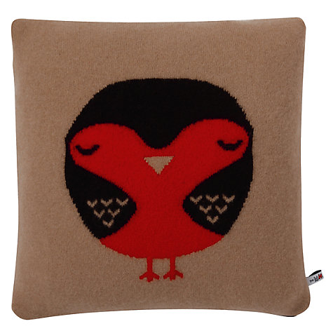 Buy Donna Wilson Robin Cushion Online at johnlewis.com