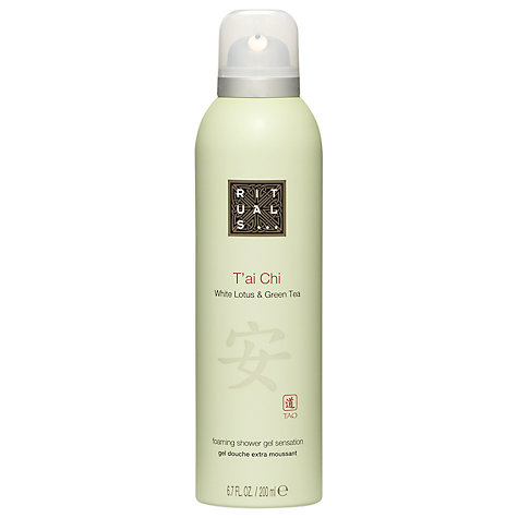 Buy Rituals T'ai Chi Shower Gel, 200ml Online at johnlewis.com