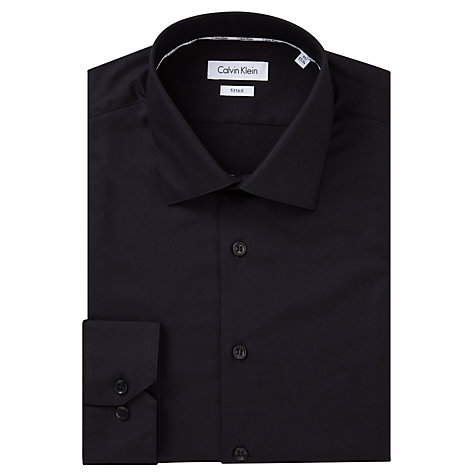 Buy CK Calvin Klein Smart Cotton Shirt Online at johnlewis.com
