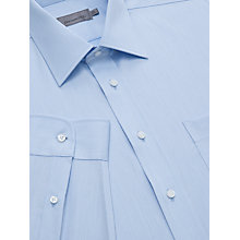 Buy John Lewis Twill Cotton Single Cuff Shirt Online at johnlewis.com