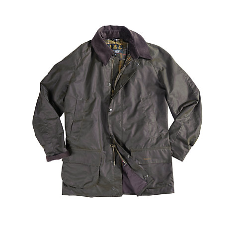 Buy Barbour Bristol Jacket, Olive Online at johnlewis.com