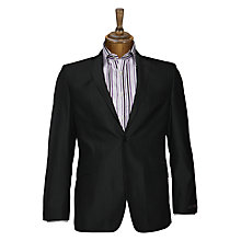 Buy Ted Baker Endurance Ted's Tonic Suit Jacket, Charcoal Online at johnlewis.com