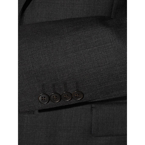Buy John Lewis Sharkskin Suit Jacket, Charcoal Online at johnlewis.com