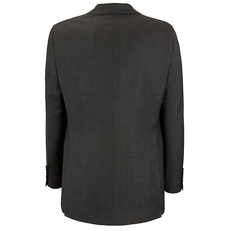 Buy John Lewis Bobby Mini Birdseye Suit Jacket, Charcoal Online at johnlewis.com