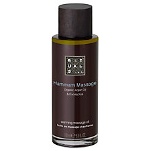Buy Rituals Hammam Massage Oil, 100ml Online at johnlewis.com