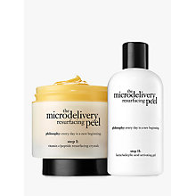 Buy Philosophy Microdelivery Peel Kit Online at johnlewis.com