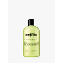 Buy Philosophy Senorita Margarita 3 in 1 Shower Gel, 480ml Online at johnlewis.com