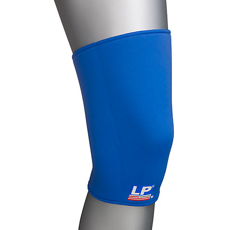 Buy LP Supports Neoprene Closed Knee Support, Blue Online at johnlewis.com