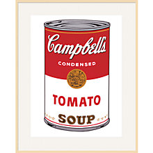 Buy Warhol - Campbell's Tomato Soup Can Online at johnlewis.com
