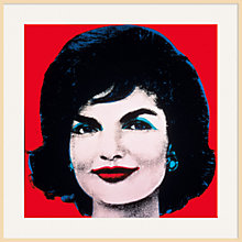 Buy Warhol - Jackie Online at johnlewis.com