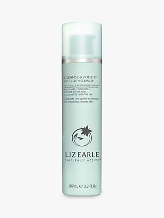 Liz Earle Cleanse & Polish™ Hot Cloth Cleanser, 100ml