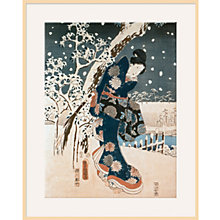 Buy Hiroshige - Snow Scene Online at johnlewis.com