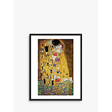 Buy Klimt - The Kiss Online at johnlewis.com