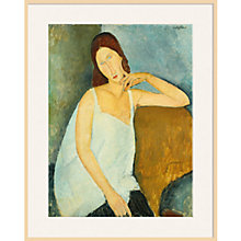 Buy Modigliani - Jeanne Hebuterne Online at johnlewis.com