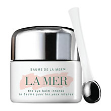 Buy Crème de la Mer The Eye Balm Intense, 15ml with Free Lifting Contour Serum, 5ml Online at johnlewis.com